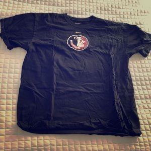 •Nike• FSU Men's T-shirt